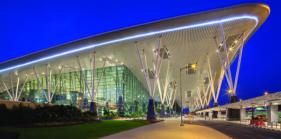 Kempegowda International Airport, Bangalore