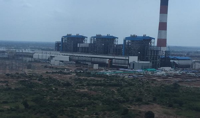 Power Plant Jamnagar BHEL gujrat